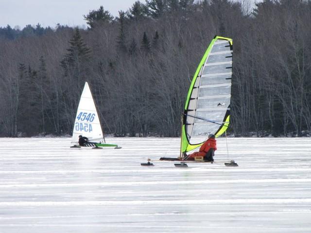 Jan 2011 1st sail