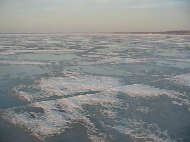 Lake Monona, 2-5-05