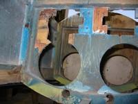 (2003-09-02a) Broken #6 bulkhead.