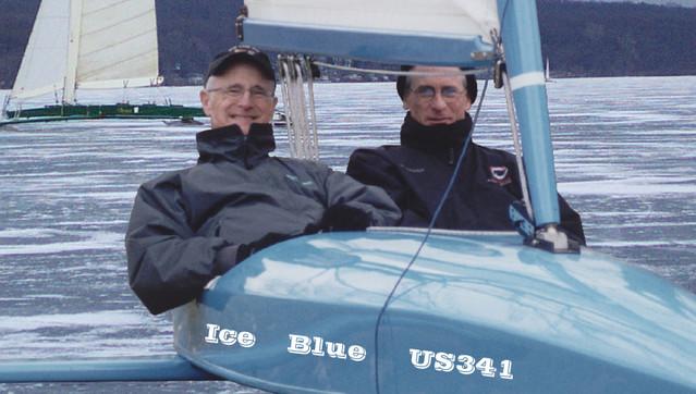 Brothers on Lake Geneva Jan, 03