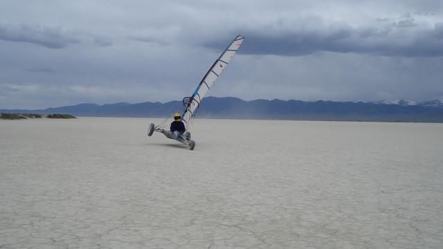 Nevada sailing