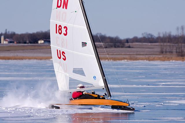 Wrong sail number...