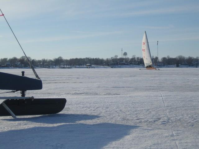 Lake Pulaski, 12/22/2007