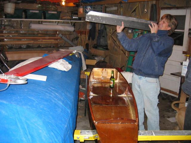 JD's workshop - Nov 2005