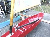 Norton IceBoat For Sale - Nov 2009