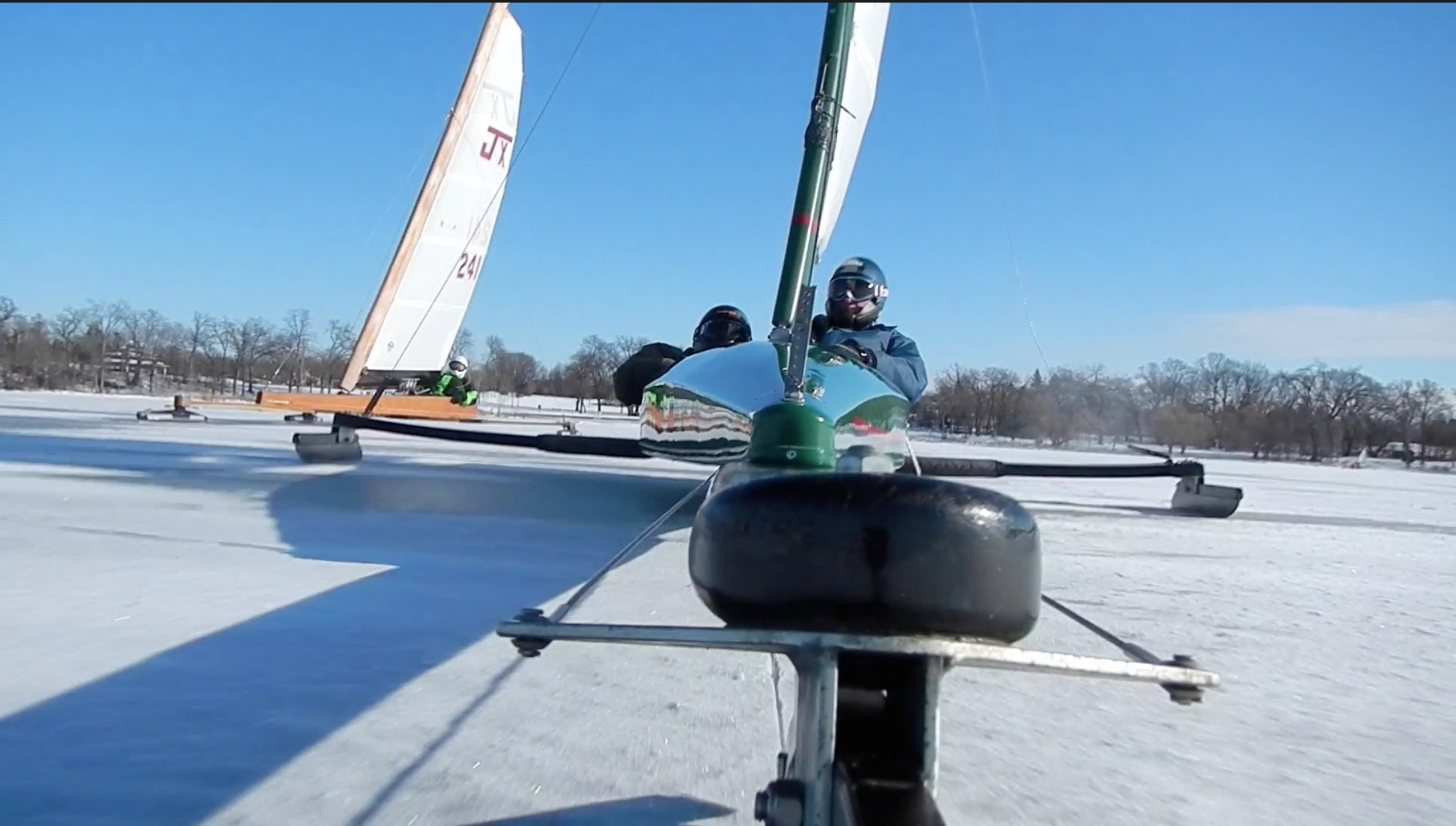 Lake Riley, Eden Prairie, MN 21-24-2012