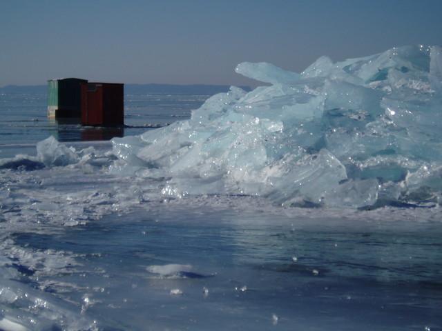 Big Blue Ice