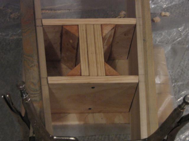 mast step box