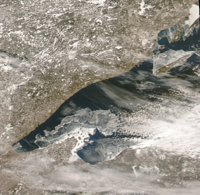 Duluth Ariel Photo, from a slightly higher altitude 2/12/07
