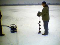 Lake Calhoun Icemaking Experiment