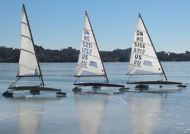 Lake Mendota Sunday, 3/9/05